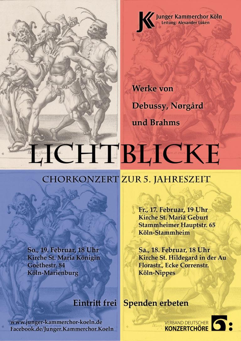 Lichtblicke 2017 - Plakate