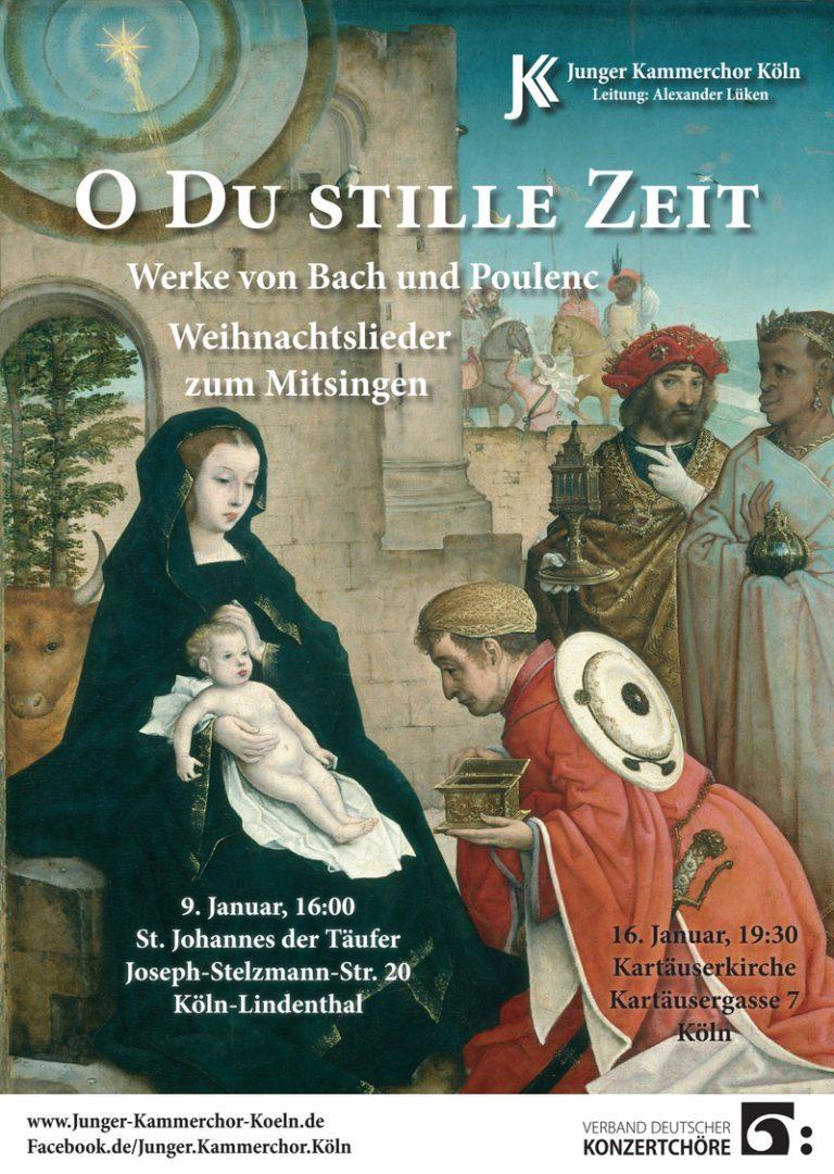 O du stille Zeit 2016 - Plakat